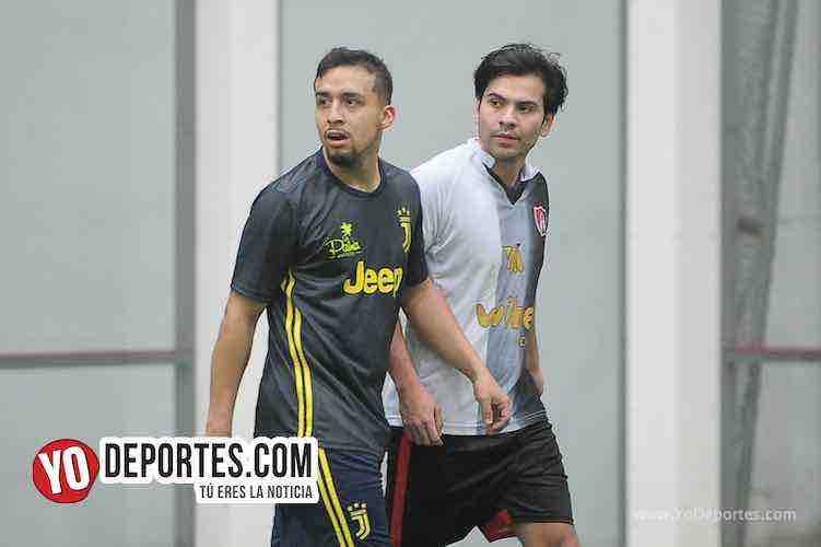 La Palma-Kedvale FC-Champions de los Martes Liga San Francisco Indoor Soccer League