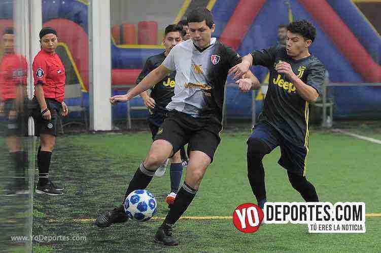 La Palma-Kedvale FC-Champions de los Martes Liga San Francisco