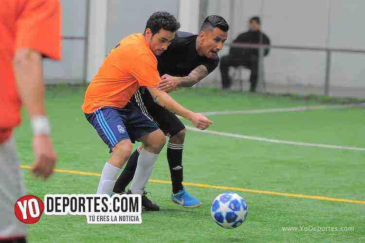 Villa Toro le gana al Deportivo La Palma y ya es favorito en la Champions de los Martes