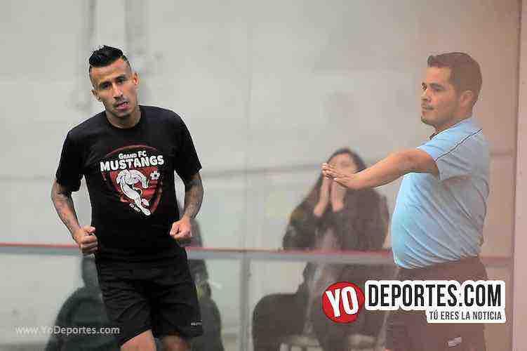 Luis El Negro Sandoval-Deportivo La Palma-Chicago Stoners-Liga San Francisco