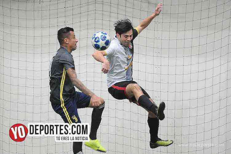La Palma le gana al Kedvale FC en la Champions de los Martes