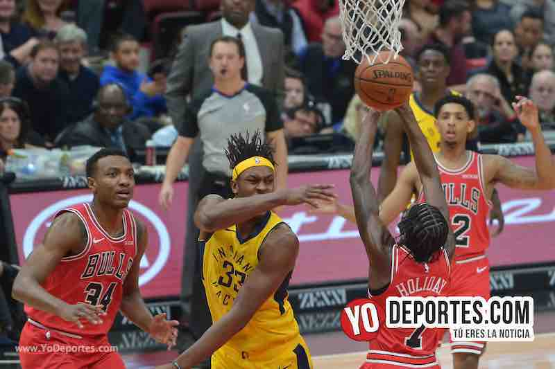 Myles Turner-Wendell Charter Jr-Chicago Bulls-Indiana Pacers
