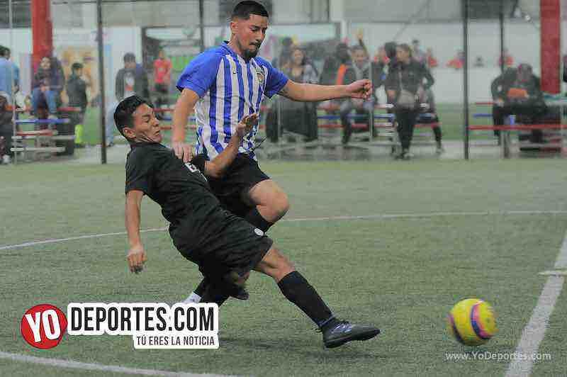 Empatados los Osos FC y Azteca de Oro en la Liga 5 de Mayo