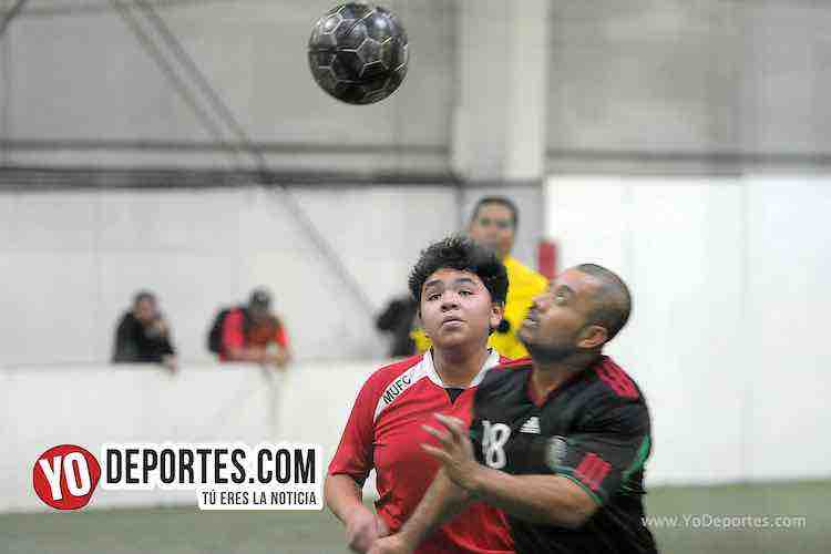 Revolution-A&B Electronics-Liga Latinoamericana Futbol Indoor Chicago