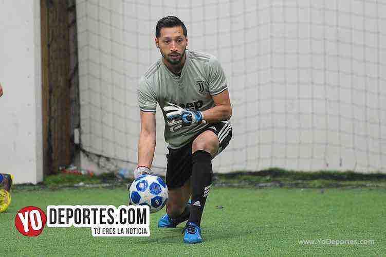 Rudy Chatita Gonzalez-La Palma-Kedvale FC-Champions Liga San Francisco