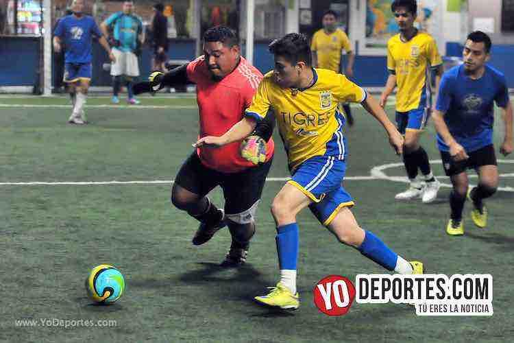 Zarpazo de los Tigres FC al CD Fénix en la Liga Interamericana
