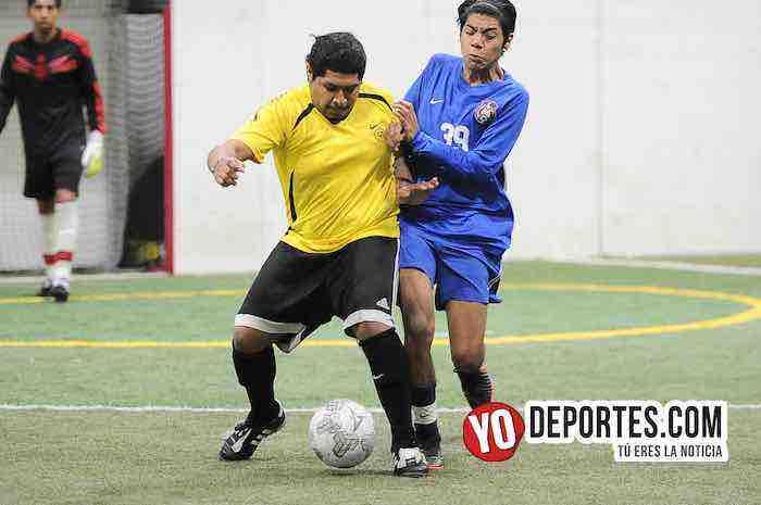 Aztecas-Deportivo Azul-Liga 5 de Mayo Chicago Soccer