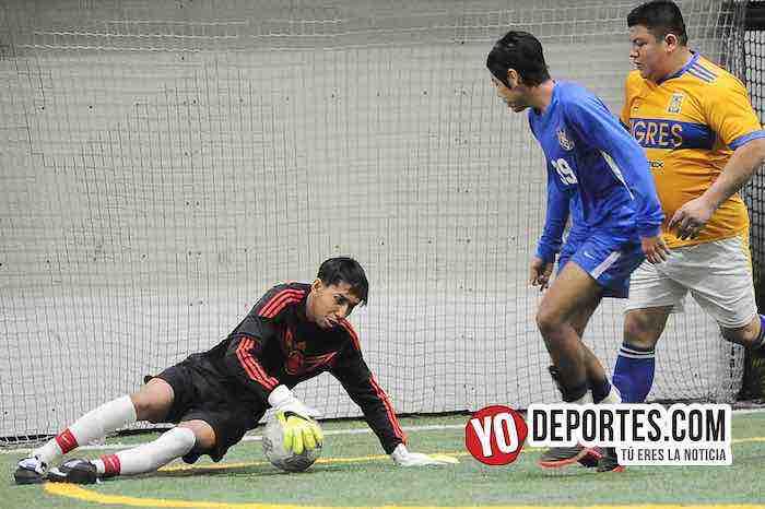 Aztecas-Deportivo Azul-Liga 5 de Mayo Portero