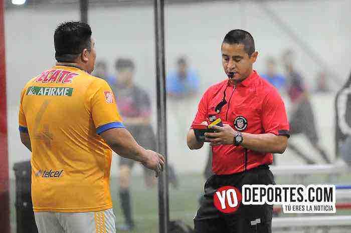 Aztecas-Deportivo Azul-Liga 5 de Mayo