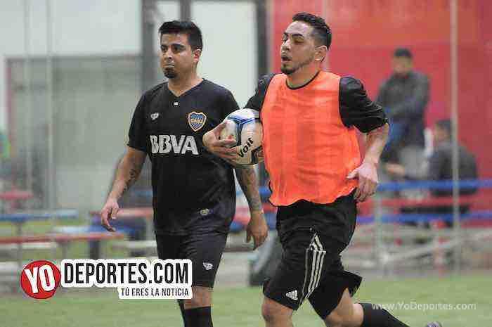 Boca Jr. sufre para ganarle al Valencia en la Champions