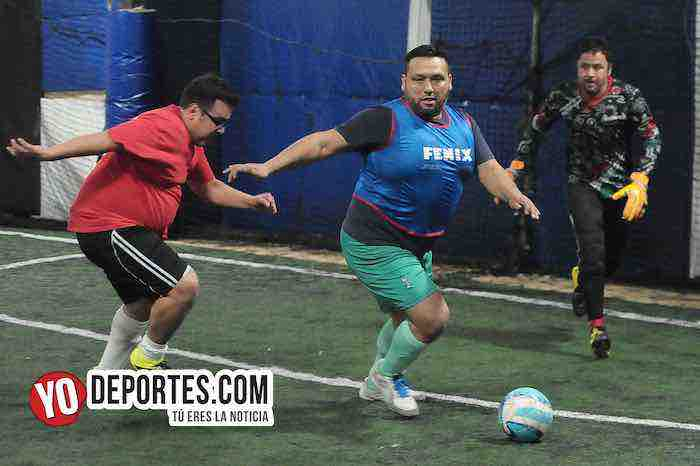 CD Fenix-FC Challenge-Liga Interamericana Soccer League