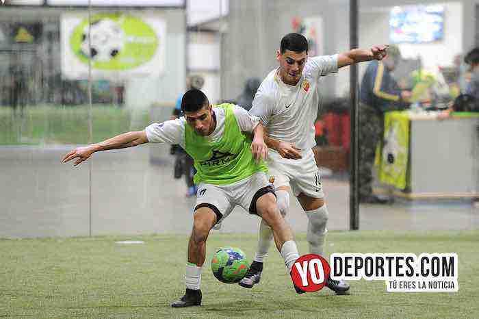 Cariocas-UNAM 1-Liga 5 de Mayo Indoor Soccer Futbol