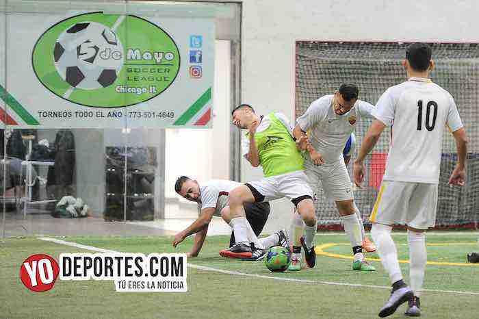 Cariocas-UNAM 1-Liga 5 de Mayo Soccer League Chicago