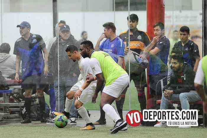 Cariocas-UNAM 1-Liga 5 de Mayo Soccer League Indoor Futbol