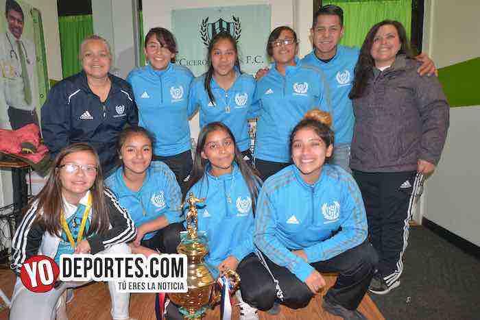 Cicero Jaguars Premier-Fiesta de Campeonas Veracruz-Lucy Montano-Jose Montenegro