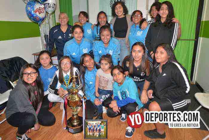 ¡Sí se pudo! Cicero Jaguars Premier campeonas invictas en Veracruz