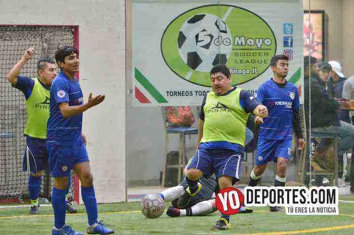 Cuervos Negros campeones de la Segunda División en la Liga 5 de Mayo