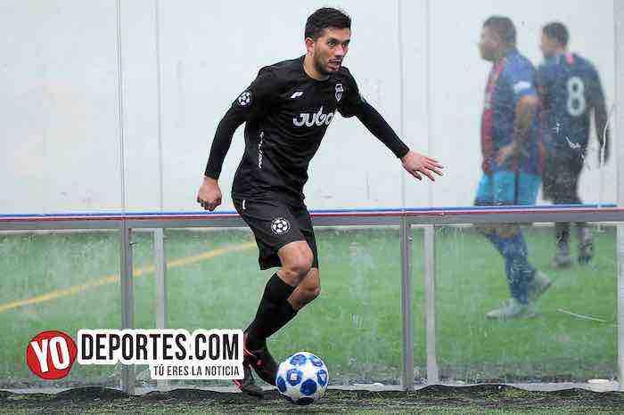 Jorge Casas debuta como goleador con el Southside