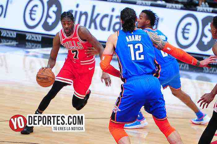 Justin Holiday-Chicago Bulls-Oklahoma City Thunder