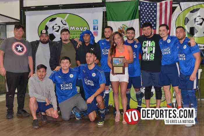 La Bamba campeón del Torneo Apertura de la Liga 5 de Mayo