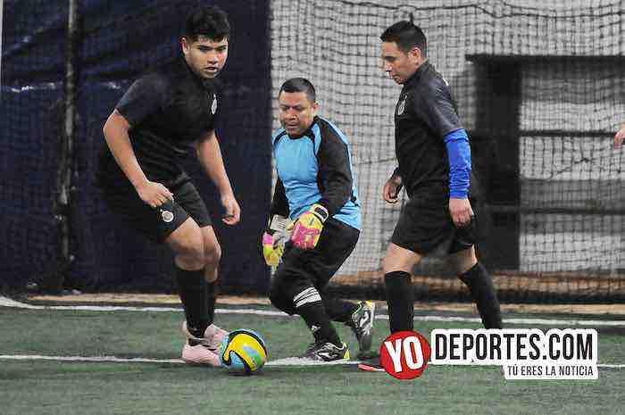 Luna FC-Chivas-Liga Taximaroa de Futbol Chicago
