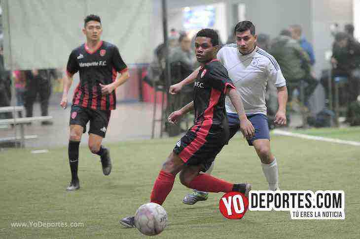 Nico Williams-UNAM 1-Marquette FC-Liga 5 de Mayo Futbol Indoor