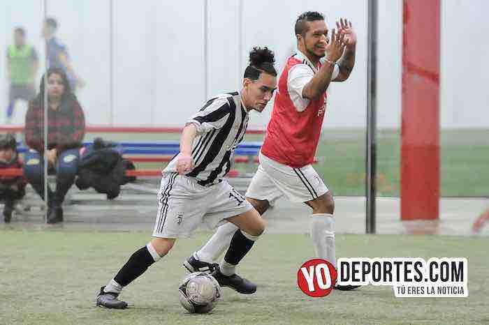 Oscar Calderon-Real Colicos-Red Bulls-Liga 5 de Mayo