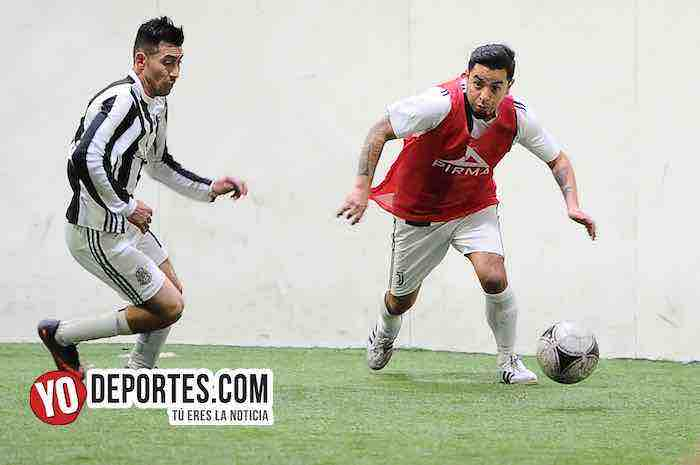 Real Colicos-Red Bulls-Liga 5 de Mayo Felipe Rodriguez