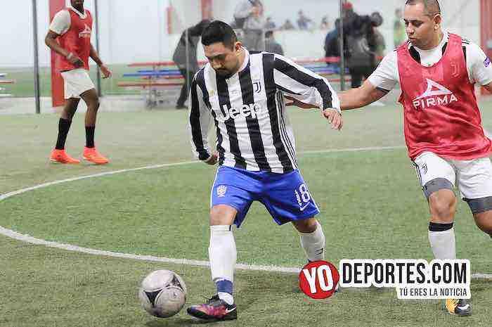 Real Colicos-Red Bulls-Liga 5 de Mayo Soccer League-Futbol