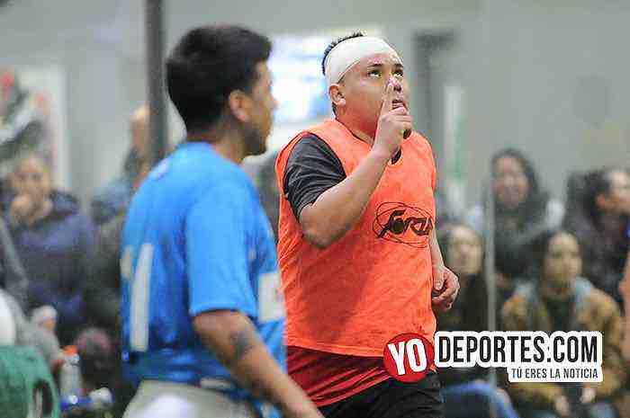 Deportivo Azteca sorprende al Chicago Soccer en la Champions
