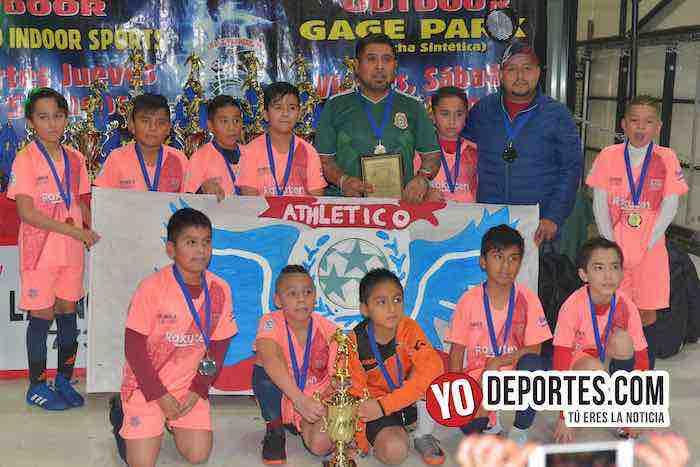 Atletic Magic segundo en la Champions Kids de la Liga Latinoamericana