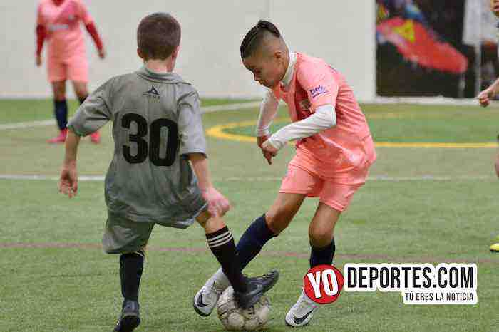 San Antonio-Atletic Magic-Finales Liga Latinoamericana Champions Kids-Chicago