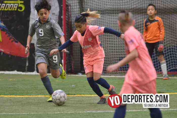 San Antonio-Atletic Magic-Finales Liga Latinoamericana Champions Kids Futbol Infatil