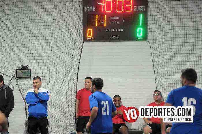 Sergio Jimenez-CD Fenix-FC Challenge-Liga Interamericana