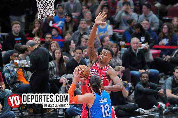 Shaquille Harrison-Chicago Bulls-Oklahoma City Thunder
