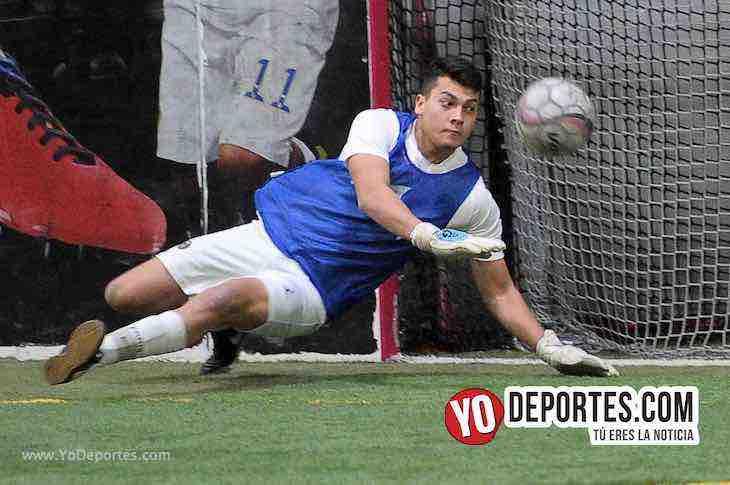 UNAM 1-Marquette FC-Liga 5 de Mayo Soccer League-Portero