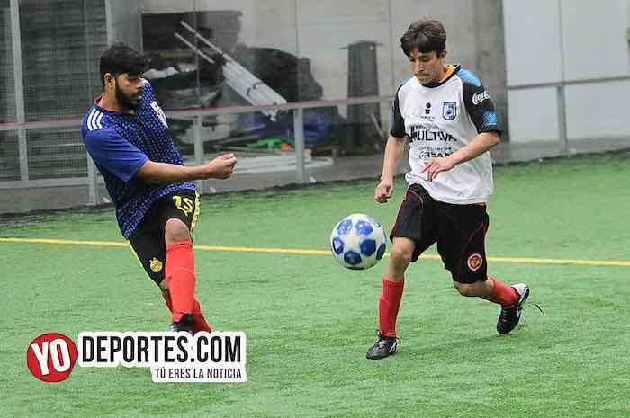 Aguilas-Deportivo Neza-Liga San Francisco 35 y California Indoor