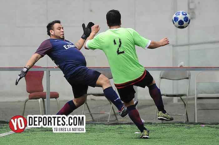 Aguilas-Deportivo Neza-Liga San Francisco Futbol Rapido Indoor
