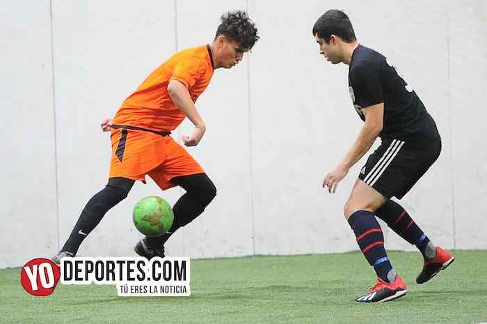 Boca Jr-Red Fire-Champions-Liga Latinoamericana Indoor Futbol