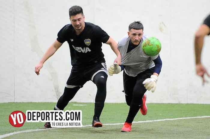 Boca Jr-Red Fire-Champions-Liga Latinoamericana Indoor Soccer