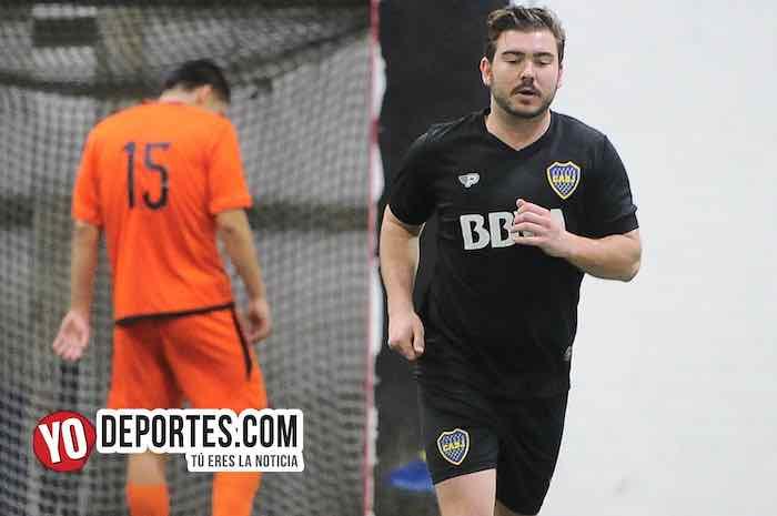 Boca Jr-Red Fire-Champions-Liga Latinoamericana