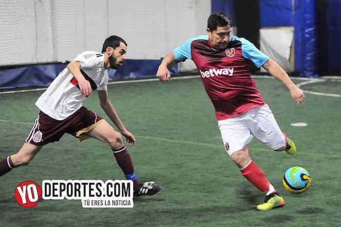 CD Hidalgo-Lobos T-Liga Taximaroa de los Martes Chicago Indoor