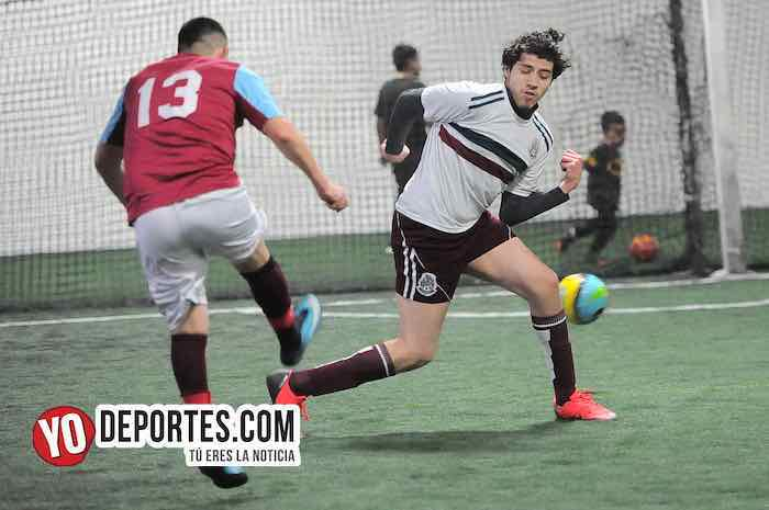 CD Hidalgo-Lobos T-Liga Taximaroa de los Martes Futbol Indoor