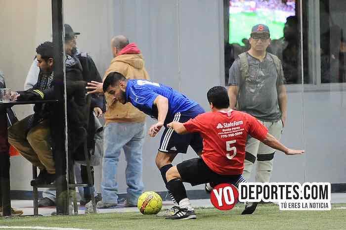 Chicago Cougars asesta doloroso empate a La Bamba en la Liga 5 de Mayo