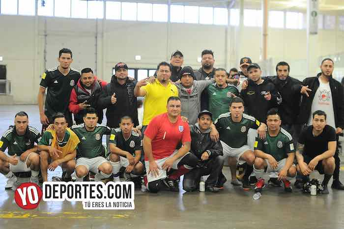 Favoritos Douglas Boys a la final contra Zacatepec