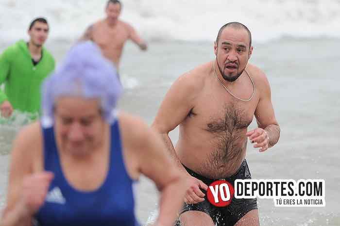 Esteban Corona Guerra-Baño Helado 2019-Chicago polar Plunge