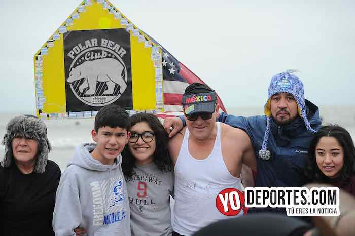 Familia Ochoa Guerra-Baño Helado 2019