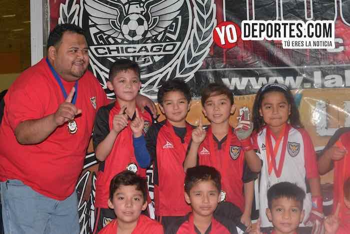 Fire Evolution-Manchester-Liga Douglas Kids-Final 2009