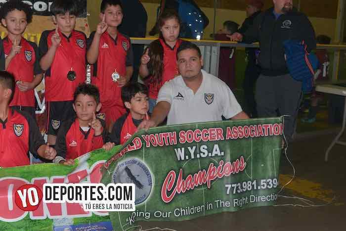Fire Evolution-Manchester-Liga World Youths Soccer Association WYSA