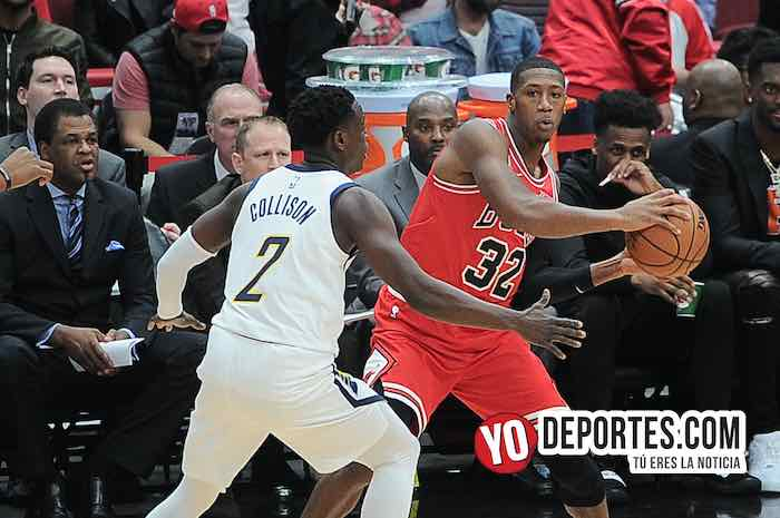 Kris Dunn-Chicago Bulls-Indiana Pacers